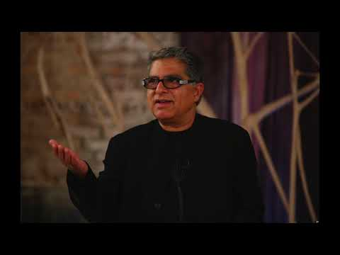 The Power of Intuition - Create Your Own Reality! Deepak Chopra - Amazing Lecture. .mp4