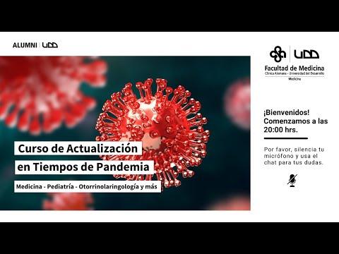 Curso de Actualización en Tiempos de Pandemia - Facultad Medicina
