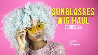b l o o m   wig sunglass spot haul   boss wig m898 zelena   series 001