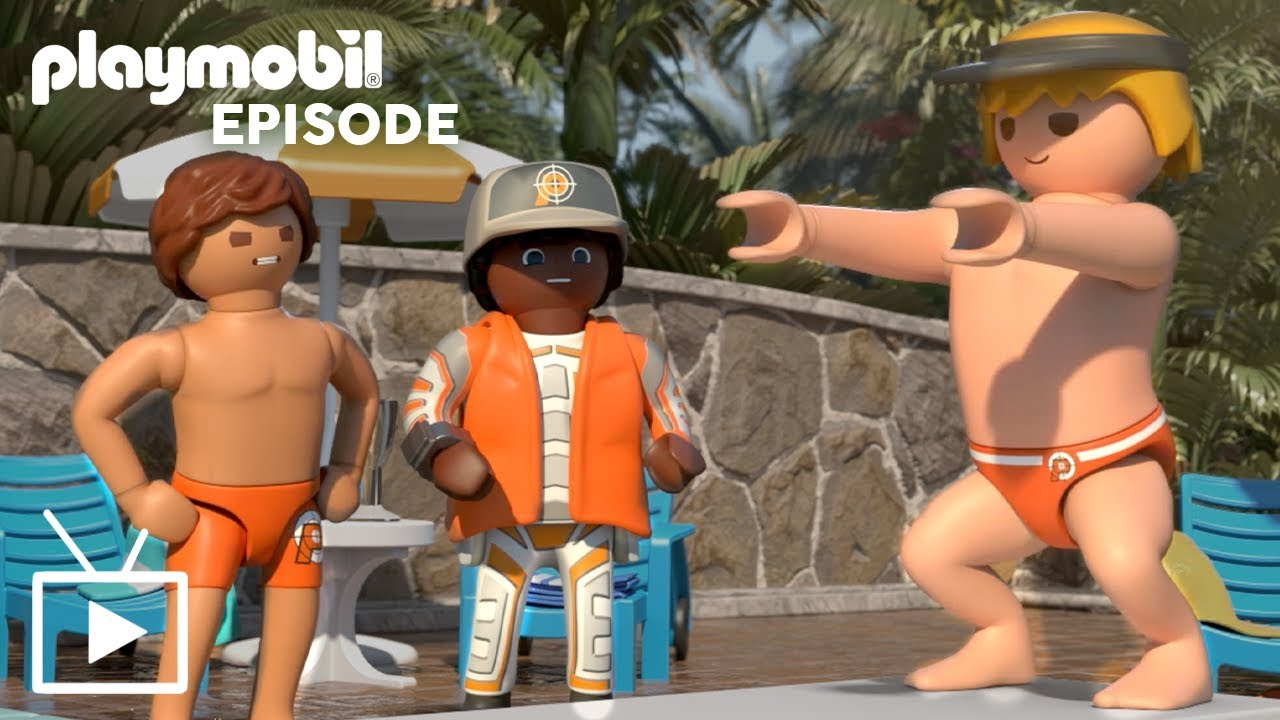 PLAYMOBIL  Top Agents 8  Prof. Chill  Film