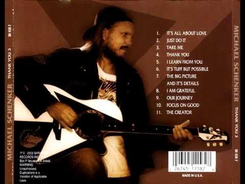 Michael Schenker - Thank You III (2001) [Full Album]