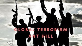 GLOBAL TERRORISM: ANT HILL (FINN'S WAR TALES #62 GLOBAL TERORISM COD GHOSTS)