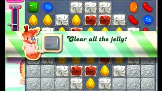 Candy Crush Saga Level 1063 walkthrough (no boosters)