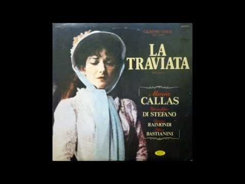 Maria Callas – La Traviata Excerpts – 1955-1956 – Joker Vinyl Source Great Sound!