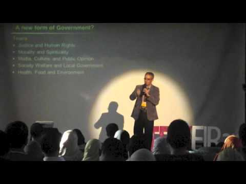 The new form of government: Sameh Elatawy at TEDxElRaml