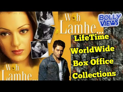 Woh lamhe bollywood movie lifetime worldwide box office - Hindi movie 2013 box office collection ...