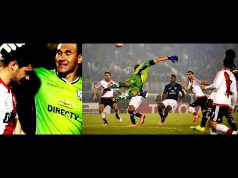 Librado Azcona vs River Plate (Resumen Individual) - | Copa Libertadores | 04/05/2016