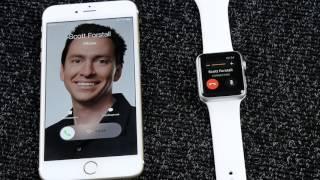 Полный обзор Apple Watch...