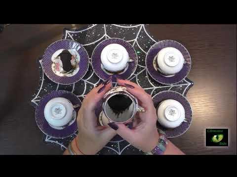 Гадание на кофейной гуще на шесть персон Кратко обо всем