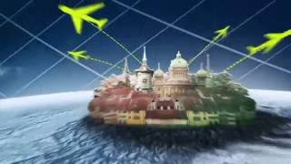 Christoph Schwegler / SkyWork Airlines® (TV Spot) 14 Destinationen