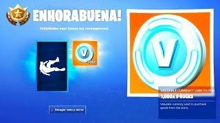 1000 PAVOS GRATUIT et EXCLUSIF REWARDS QUE NOUS POUVONS CLAIM MAINTENANT à FORTNITE...