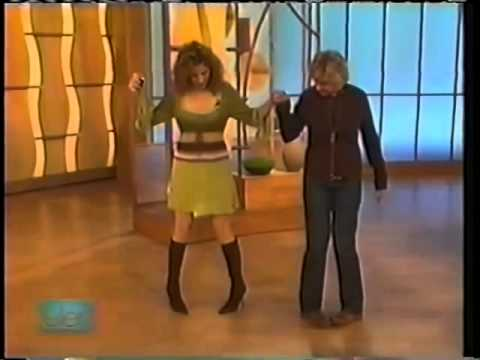 Ellen Dances Greek! Taught by Melina Kanakaredes