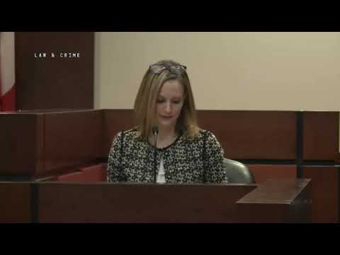 Denise Williams Day 3 Part 4 Proffer of Christin Gonzalez & Defendants Decision Whether to Testify