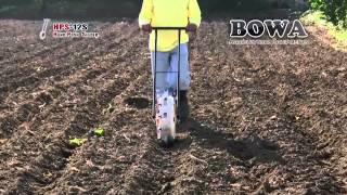 Bowa Hand Push Seeder - 12 Slots