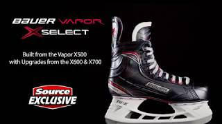 Source Exclusive Bauer Vapor X:Select Hockey Skates | Source For Sports
