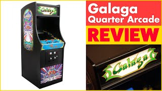 Galaga Quarter Arcade Review