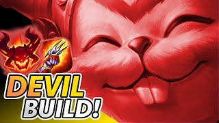 Slimz with this Devil Build is INSANE! (&NEW Maneki Neko Grakk Skin) | Arena of Valor
