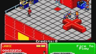 Escape From the Planet of the Robot Monsters, Atari ST - Overlooked Oldies