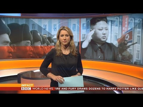 BBC World News Impact - Korea talks