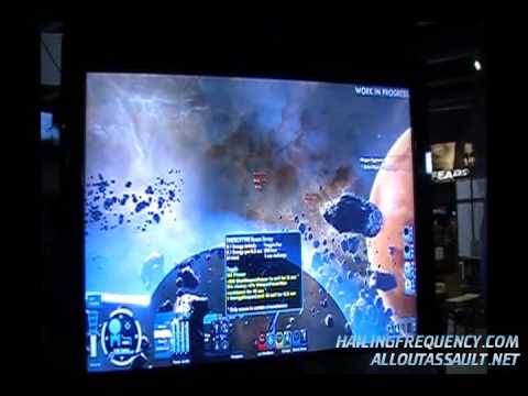 Star Trek Online | PAX Demo! Space combat