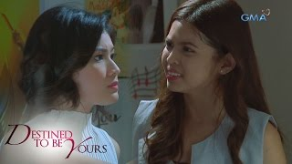 Destined To Be Yours: Sinag vs Trish