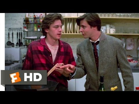St. Elmo's Fire (3/8) Movie CLIP - Marriage Is Obsolete (1985) HD
