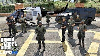 GTA 5 LSPDFR 0.3.1 - EPiSODE  305 - LET'S BE COPS - SHERIFF SWAT PATROL (GTA 5 PC POLICE MODS)