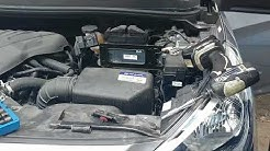 Hyundai accent battery replacement Full HD