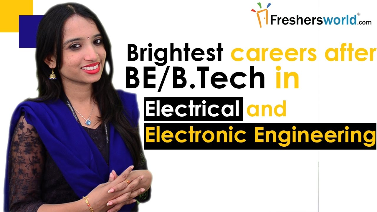 After Electrical & Electronics Engineering? - MS,M Tech,JOBS,Start-ups,UPSC