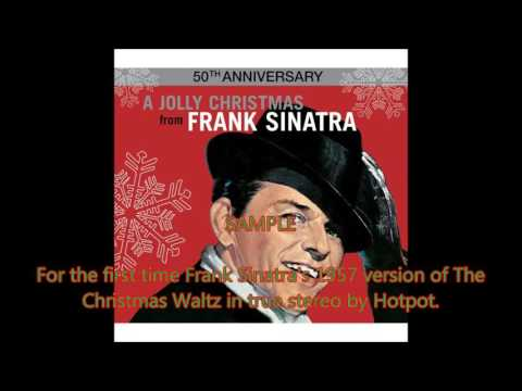 Frank Sinatra   The Christmas Waltz  Sample 2