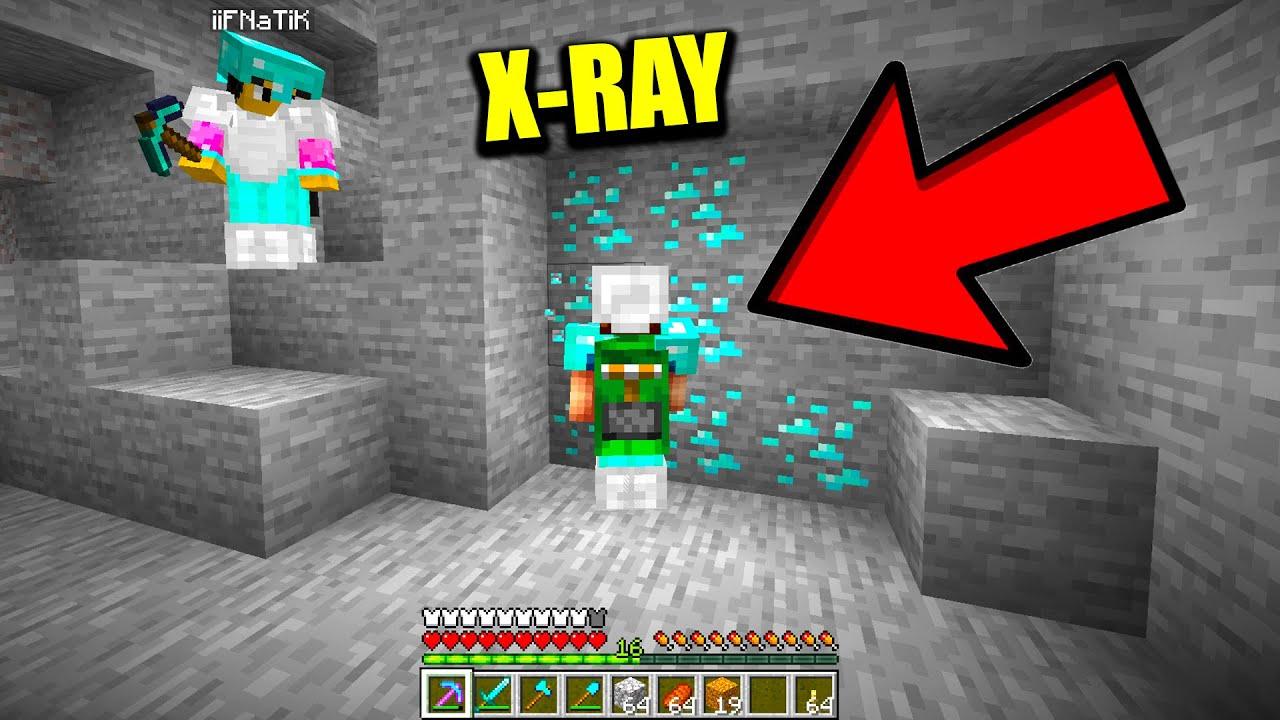 Download My minecraft friend caught me using xray