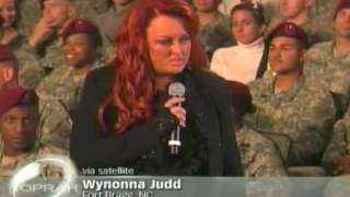 Wynonna Performs on Oprah