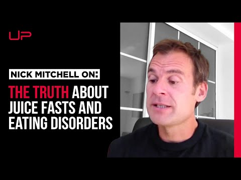 Juice Fasts and Eating Disorders: The Truth