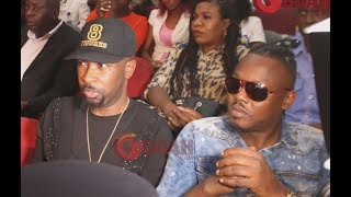 Dr Sid and Ruggedman Stormed The Entertainment Meet Security Event As Seyi Law Cracks Them Up
