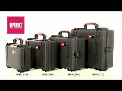 HPRC Medium Hard Case - HPRC2400 HPRC2500 HPRC2600 HPRC2700
