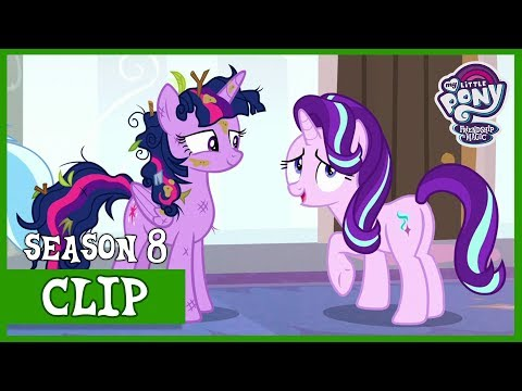 The Mane Six's Friendship Mission Turns Out To Be A Fake (A Matter of Principals) | MLP: FiM [HD]