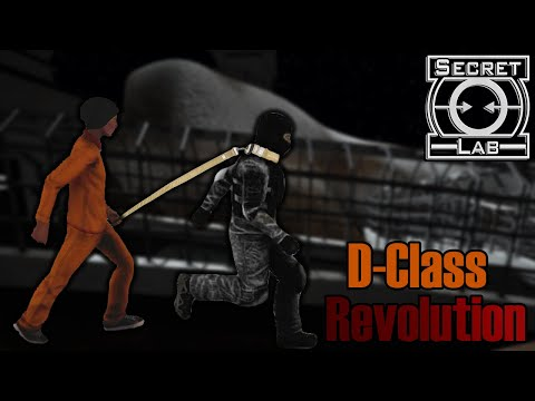 SCP SL Scopophobia - A D Class Revolution, But With A TWIST!?