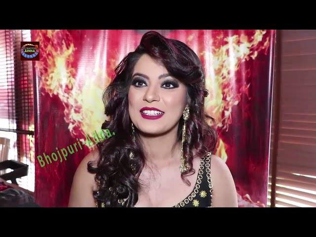 Nidhi Jha Luliya Bhojpuri Actress Exclusive Interview