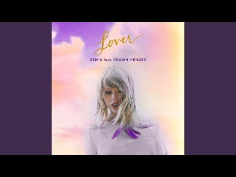 Rose - #Hollywood- Taylor Swift Teams Up With Shawn Mendes for Remix of Lover