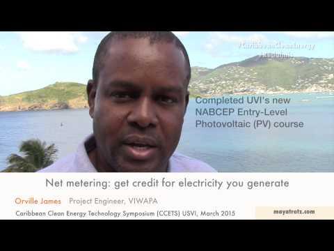 USVI CaribbeanCleanEnergy2015