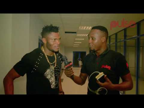 Aaron Samuel Speaks on his admiration for Joseph Yobo