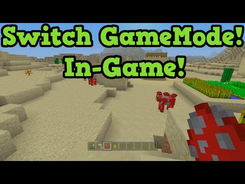 Minecraft Xbox Ps3 Switch Game Mode In Game In Tu19