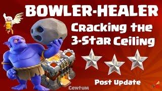 Clash of Clans Update : Bowler-Healer Still the Stars!