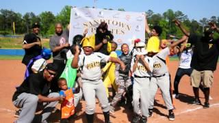 Sandtown Park 8U Pirates Harlem Shake