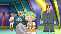 Pokémon Episoden S15 E01: Kamilla, Die Elektrisierende Arenaleiterin!