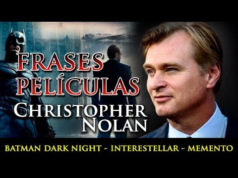 Frases pel culas cristopher nolan batman interestellar for Frases de memento