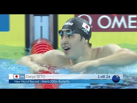 Day1&2 Highlights -  FINA WORLD CHAMPIOSNHIPS (25M) Hangzhou, China 25M
