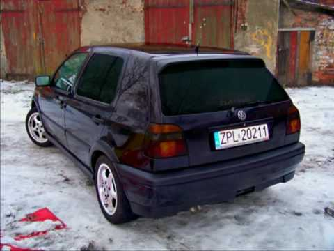 volkswagen golf iii 1 9 tdi afn 110 km special tunning youtube. Black Bedroom Furniture Sets. Home Design Ideas