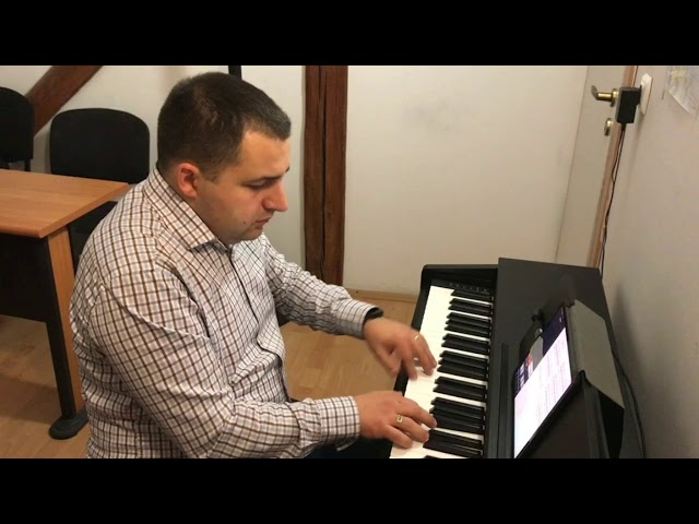 Everyday Is Christmas - Szabó Jocó piano cover