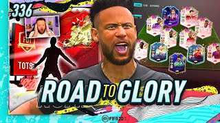 FIFA 20 ROAD TO GLORY #336 - I REALLY WANTED THIS RED PICK!!